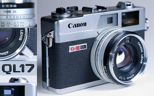 My New Best Friend: Canon QL17
