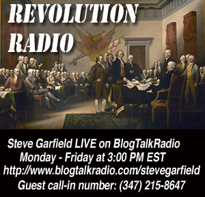 Steve Garfield LIVE - REVOLUTION radio on BlogTalkRadio Starts Monday October 13th at 3:00 PM EST