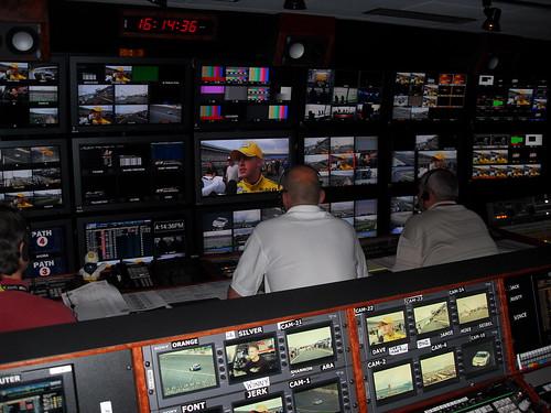 NNS: Inside the ESPN production truck