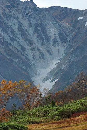 20081012052白馬大雪渓