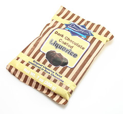 Darrell Lea Dark Chocolate Coated Liquorice