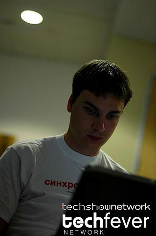 Computer hacker Hack Day 2006 California