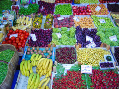 Colors of Istanbul (Andrei Dragomir) Tags: colors fruits vegetables turkey asia europe market istanbul buyukada bosphorus andrei dragomir andreidragomir