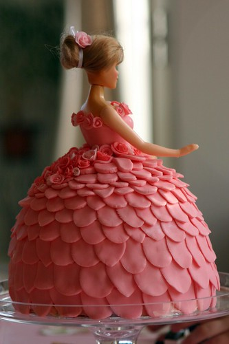 Barbie Cake 3
