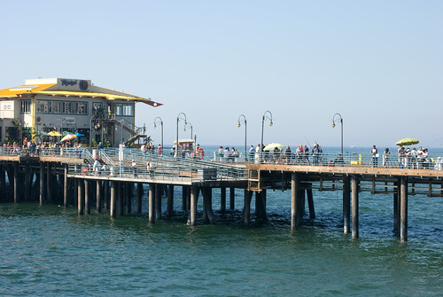 Santa Monica Pier and Beach 59
