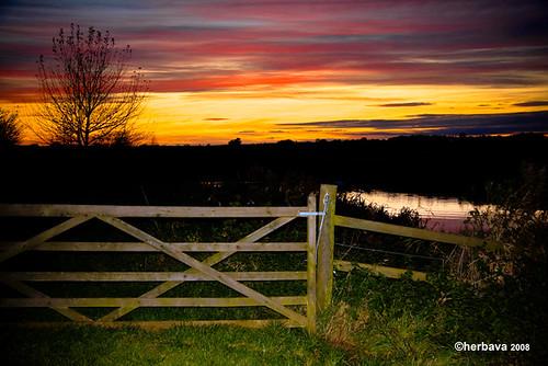 Olney Sunset
