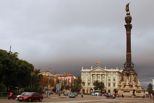 Barcelona - Colón