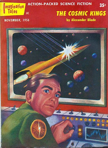 Imaginative Tales nov-1956