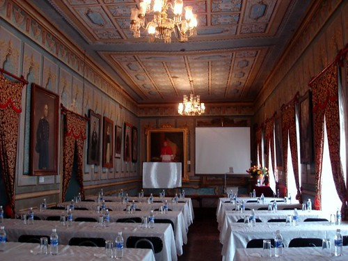 international-club-meetng room