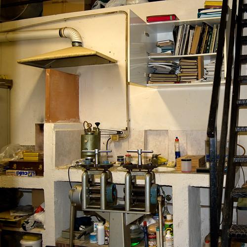 More lab equipment