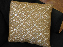 Lace pillow