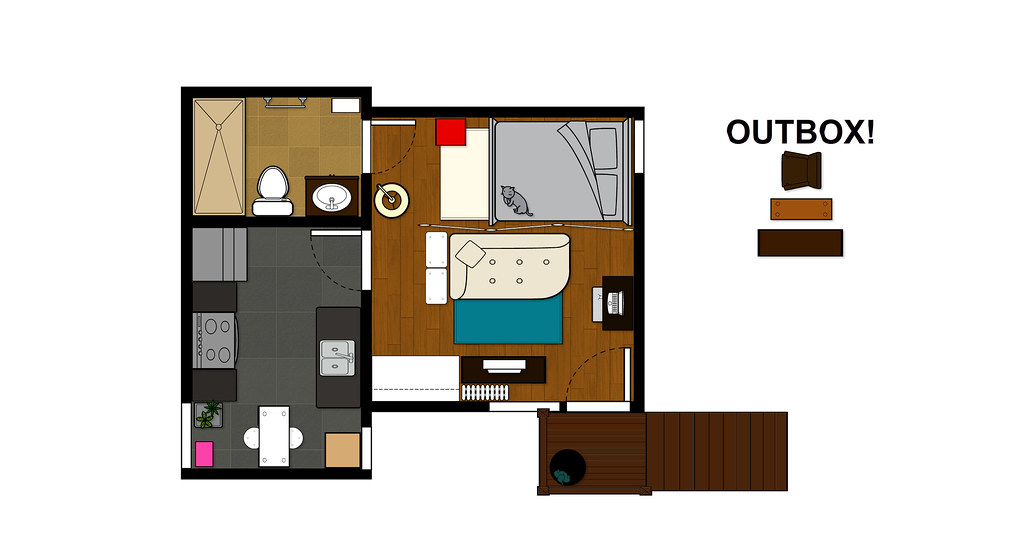 You Can Never Have Too Many Floorplans! - Version 2
