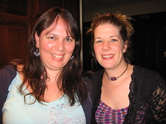 Me and Dar Williams