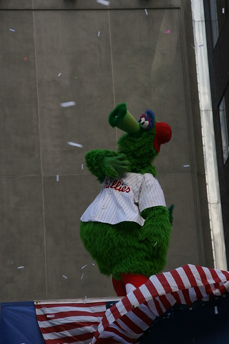 John\'s Phillies Parade Photos