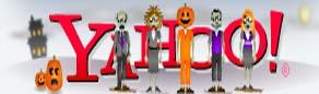 yahoo halloween theme