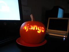 Django pumpkin