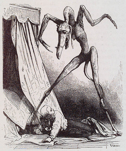 007-Diablo- un nombre general para los demonios- J.A.S. Collin de Plancy. Dictionnaire Infernal 1863