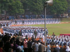 cadet's defile (rizky elfikar) Tags: indonesia army navy aau airforce cadet tni magelang aal akmil akabri