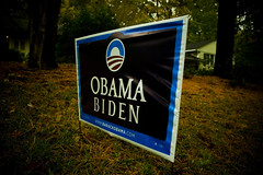(beebo wallace) Tags: politics obama greenvillenc election08