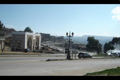 Médéa - Nouvelle ville - Algeria