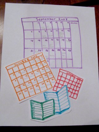 5 calendars