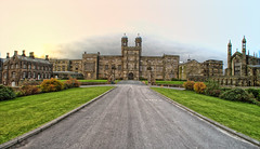 Stonyhurst Boarding School - Northern England