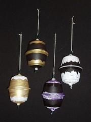 bolas de natal (allexxisro) Tags: caf natal bolas reciclagem tralhas embalagens