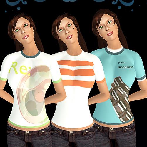 uny nyz Tshirts