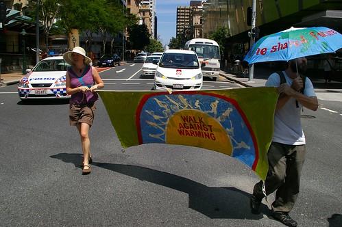 Walk Against Warming 2008