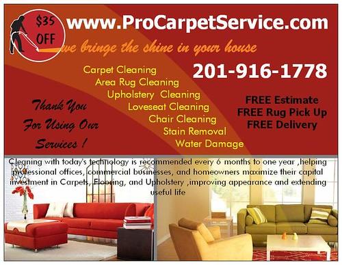 Hoboken New Jersey carpet & Sofa cleaning