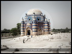 Uch Sharif (Danial Shah) Tags: pakistan sharif historical punjab bibi sites uch multan bahawalpur uchsharif jiwandi damniwishidtakenthat edanial muhammaddanial onepakistanonenation muhammaddanialshah