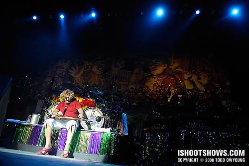 Sammy Hagar @ the Pageant -- 2008.11.19