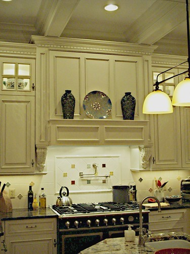 kitchens gray ivory cream mirror front kitchen cabinets