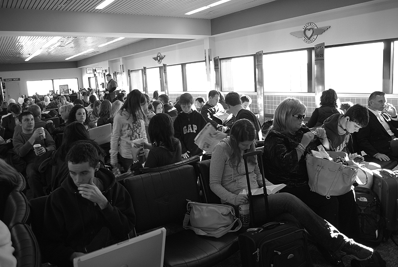 Busiest Travel Day 2008