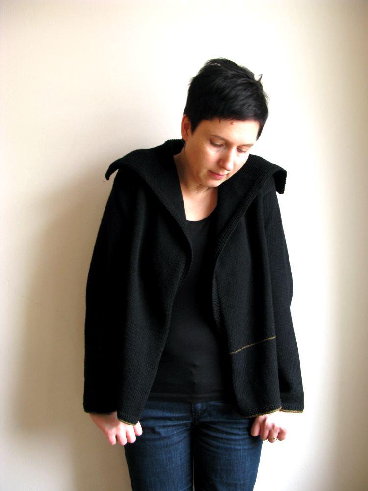 Blanket Cardigan