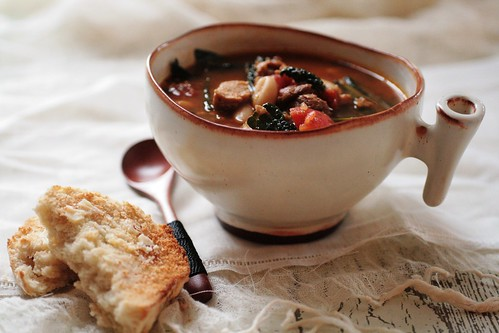 Quick and Easy Italian Soup