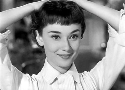 Audrey Hepburn by *blumarine*