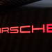 Porsche Logo in Showroom 2