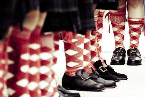 scottish socks
