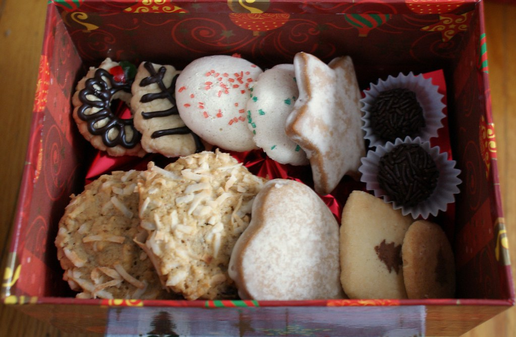 Christmas Cookies Make Wonderful Gifts