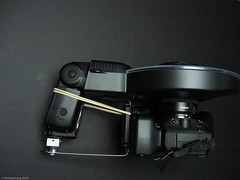 DIY Orbis™ bracket - fully assembled