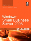 Co-Author: Windows SBS 2008 Unleashed – ISBN: 0672329573 on Amazon.com