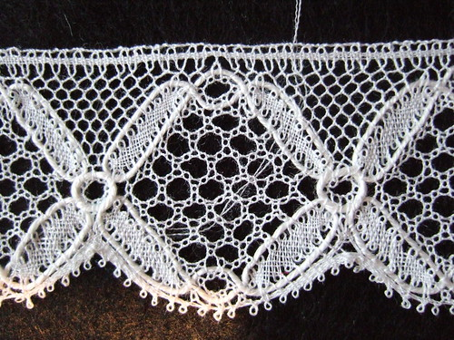 bucks point lace
