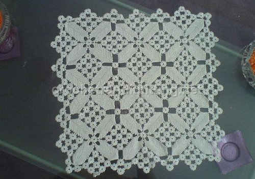 cancer doily patterns