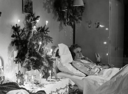 Kerst in sanatorium