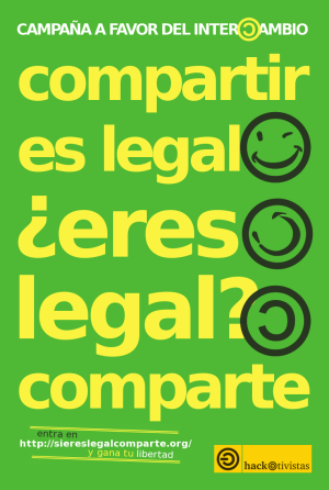 Si eres legal comparte