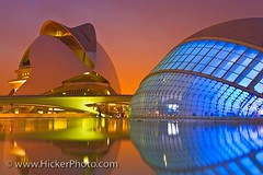 The City of the Arts and Science Valencia Spain (Rolf Hicker Photography) Tags: city valencia architecture spain europe modernart rolfhicker aplusphoto