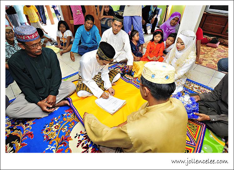 Shukri & Jalipah Wedding in Kota Belud