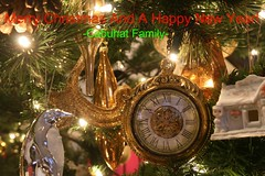 It's The Time Of Year (Ronaldo F Cabuhat) Tags: tagged preciousmoments trinket cabuhat timepieceornament