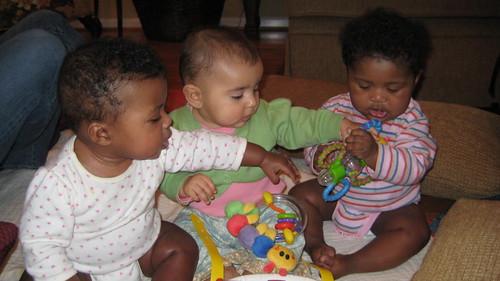 Lucy & her Nashville Cousins